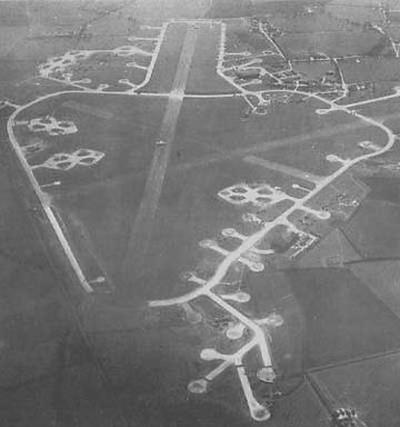 Kimbolton Airfield, RAF Kimbolton