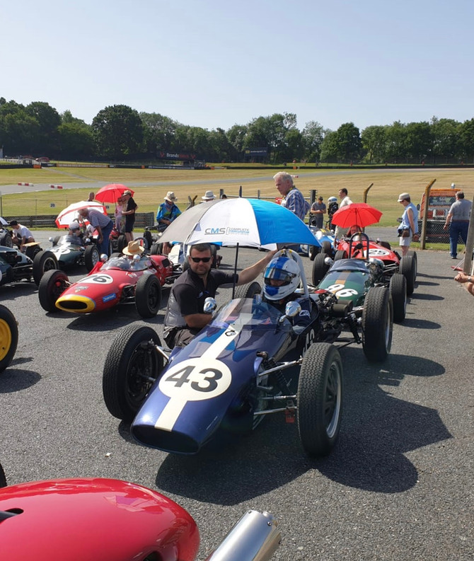 Brands Hatch Superprix 2019