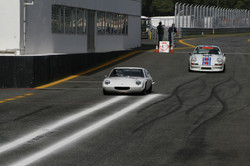 Pit Entry Lotus 47
