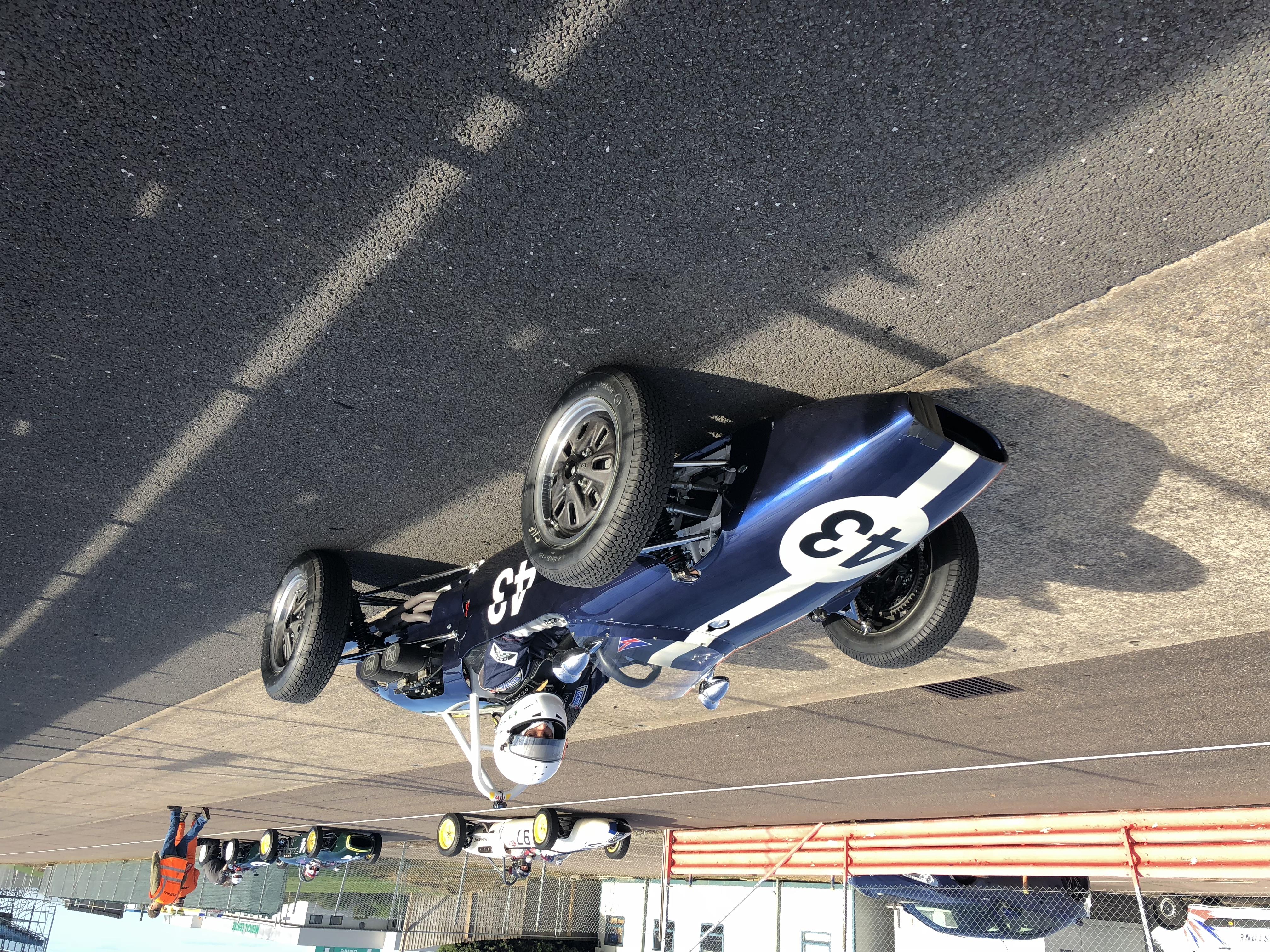 Ian Simmonds - Silverstone 2018