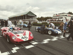Mike Whitaker Lola T70 Goodwood 2018