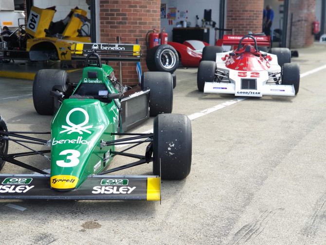 Brands Hatch Historic Festival 2019
