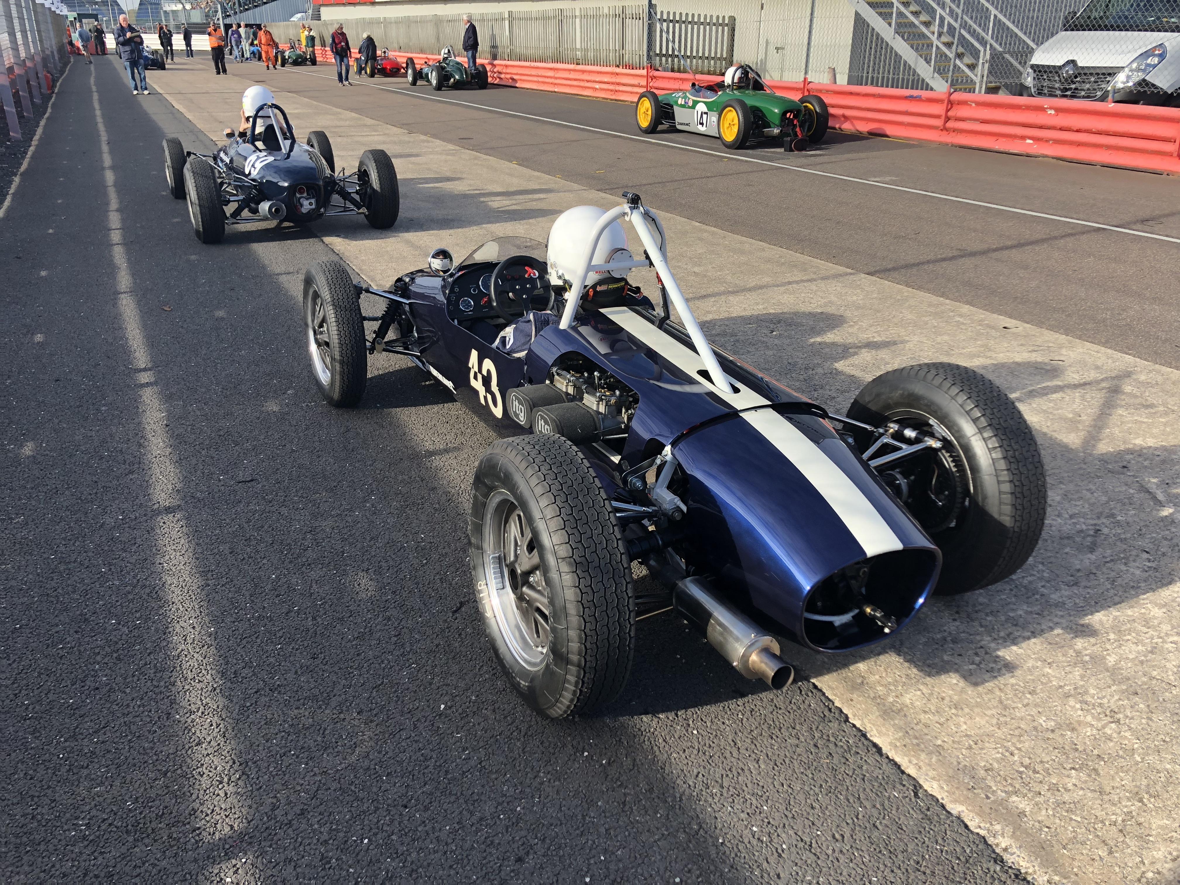 Historic Formula Junior