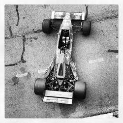 Tyrrell 012-01 -  Ian Simmonds