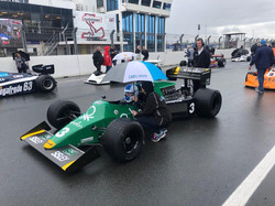 Ian Simmonds - Tyrrell 012 Grid Zandvoor