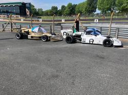 Brands Hatch 2019 - HSCC Historic F2