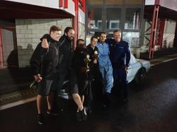 Complete Motorsport Solutions Finish Spa