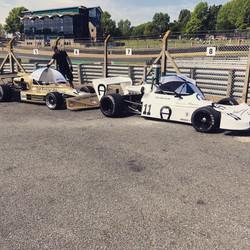 Phil Hall & Michiel Smits F2