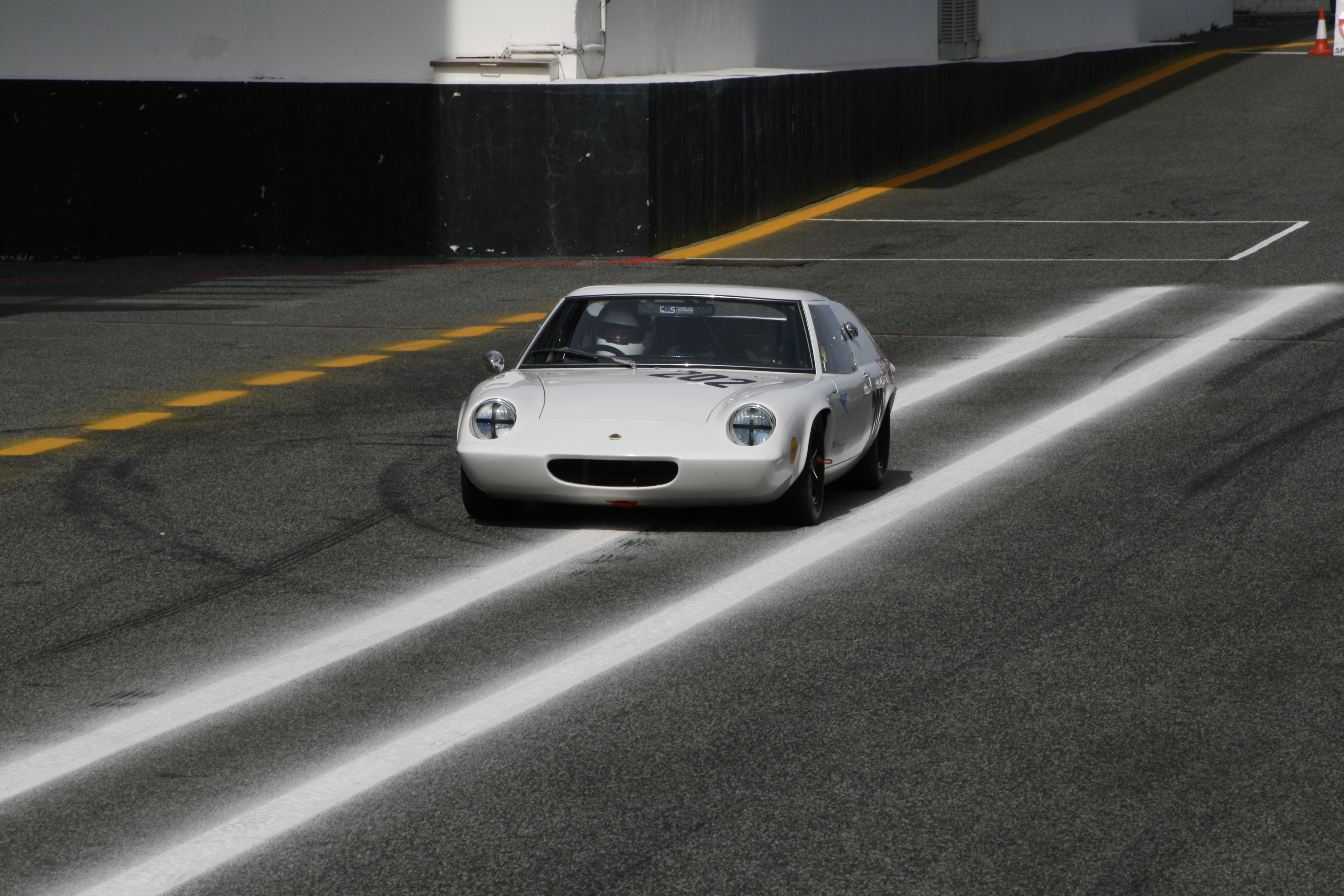 James Claridge Lotus 47 Estoril