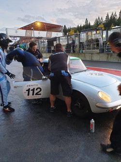 Spa 6 Hours Pit Stop 2019