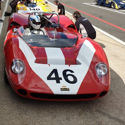 Mike Whitaker - Lola T70 - Brands Hatch
