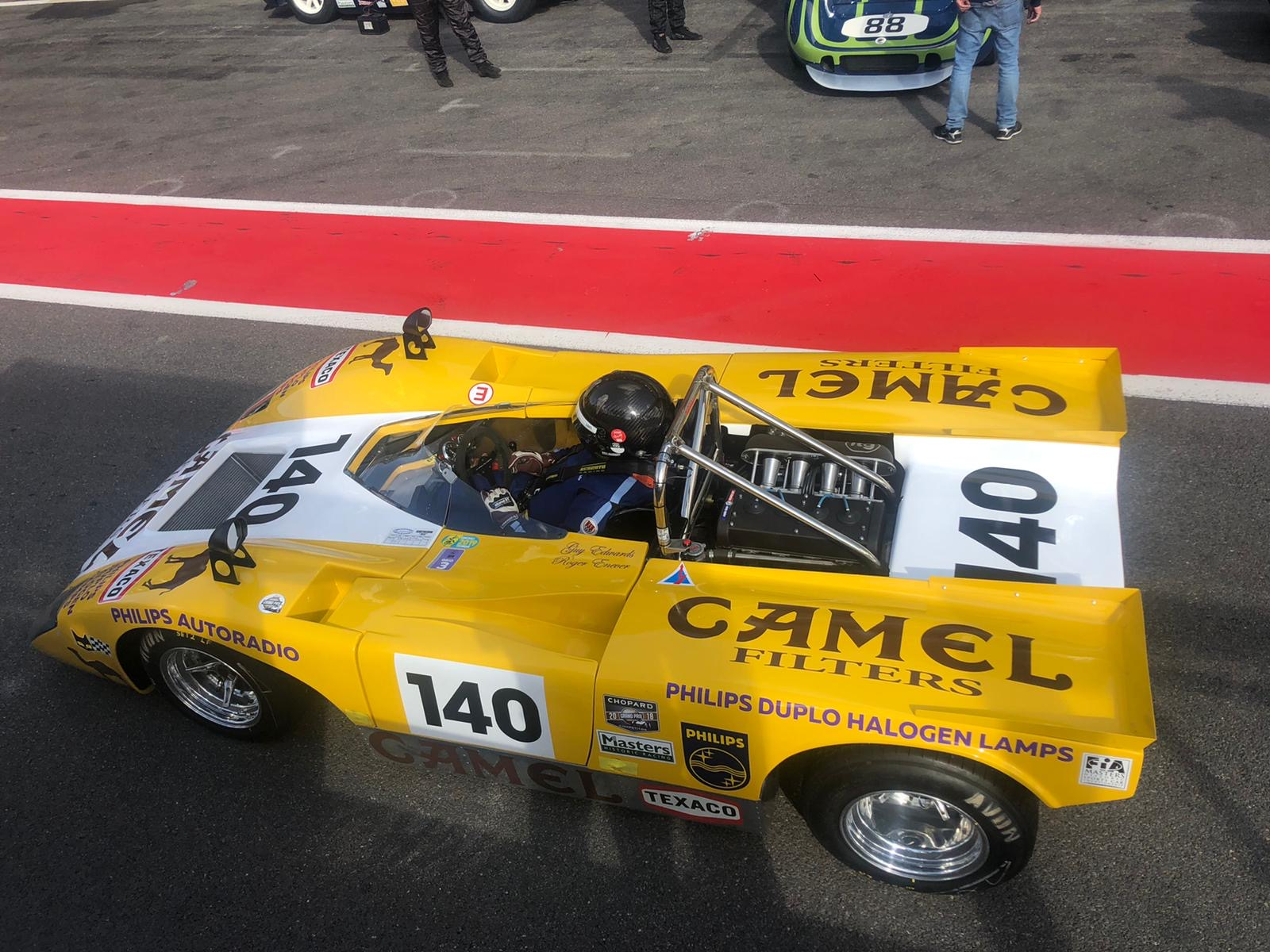 Lola T212 Spa 6 Hours 2019