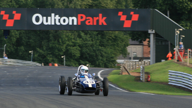 Goodwood and Oulton Park