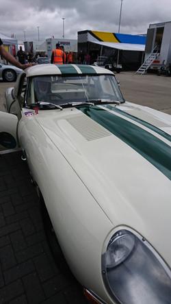 Jaguar E-Type Silverstone