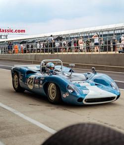 Michiel Smits Silverstone Classic 18