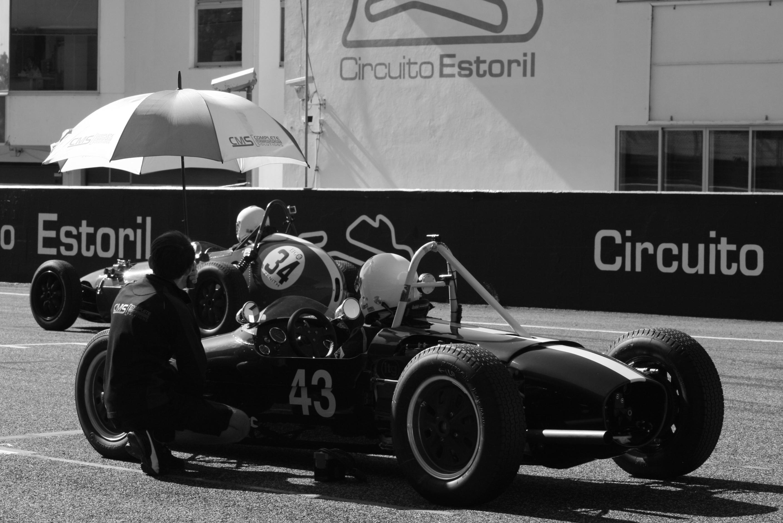 Ian Simmonds Formula Junior