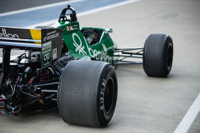 Silverstone Grand Prix Support Race