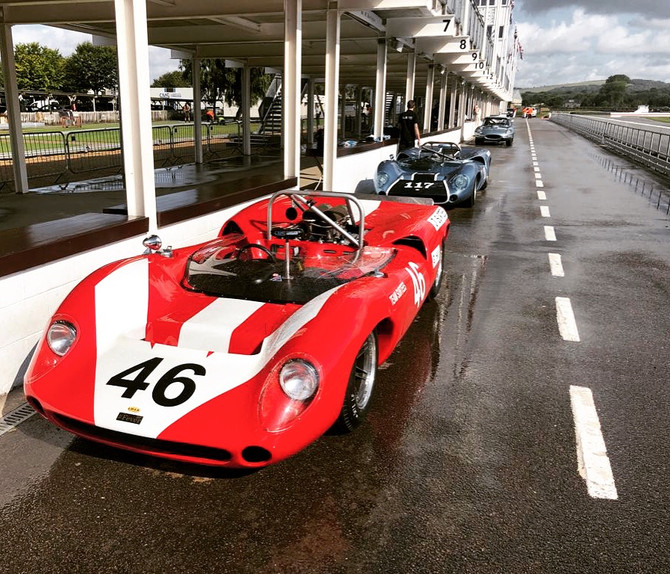 Goodwood Revival This Weekend!