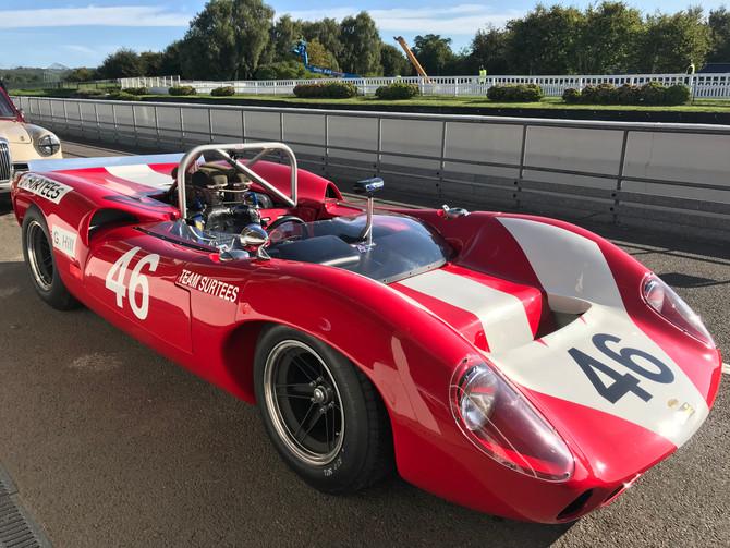 Testing: Goodwood & Brands Hatch