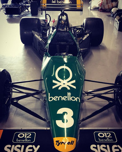 HISTORIC F1 CMS