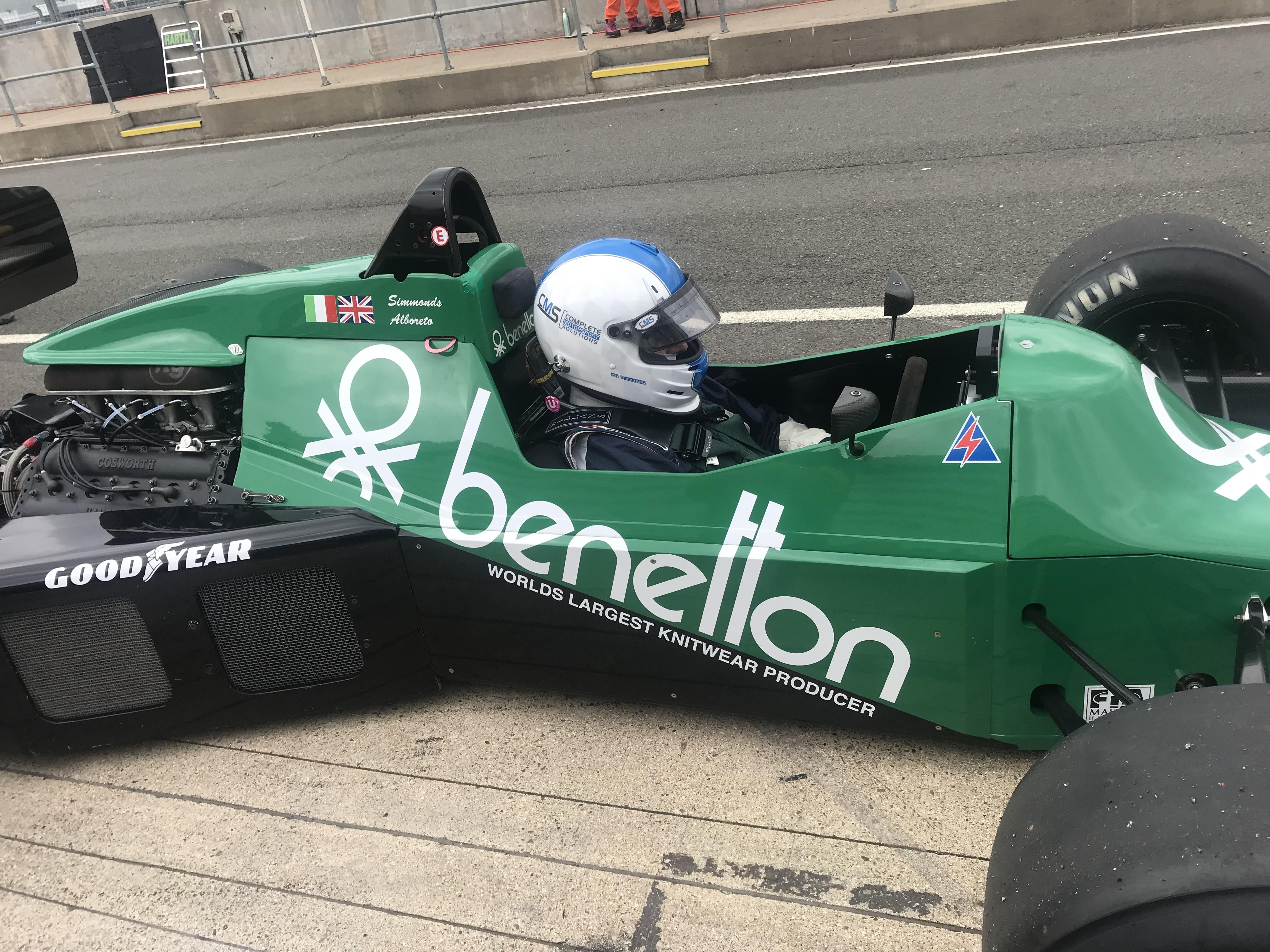 Ian Simmonds Tyrrell 012-01