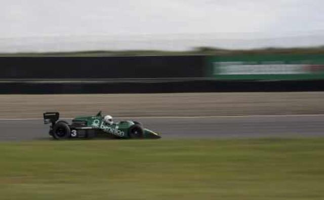 Zandvoort - Holland - Lola T70 MKI & Tyrrell 012 - 01