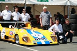 Lola T292 at Le Mans Classic 2016