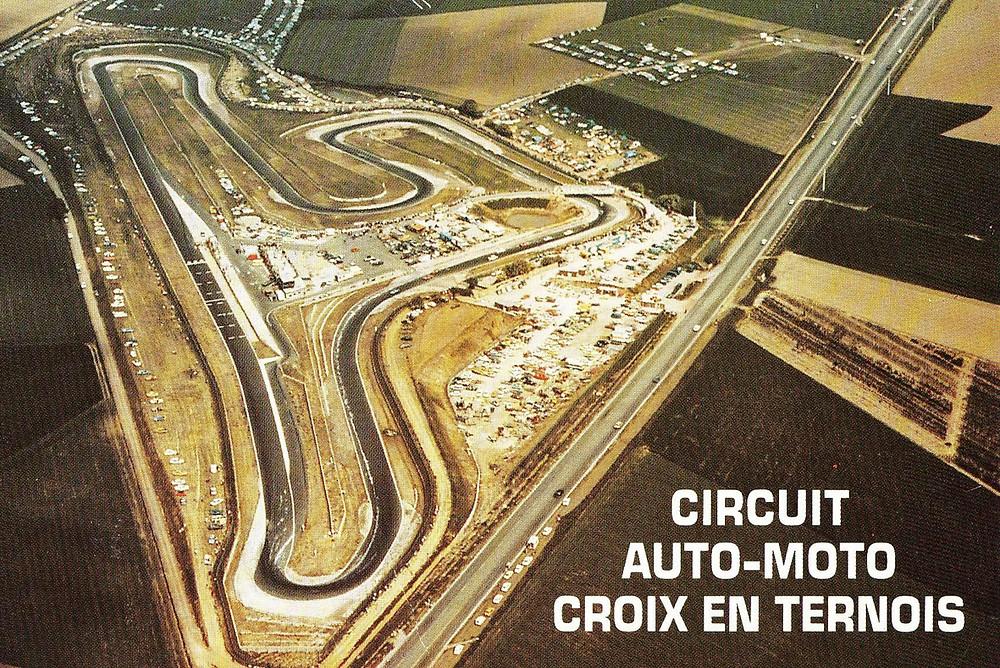 Circuit De Croix, Envoy Mk1/3, Complete Motorsport Solutions
