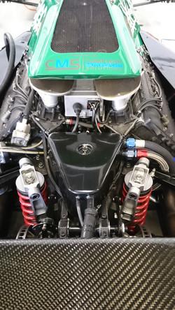 Tyrrell 012, Ian Simmonds