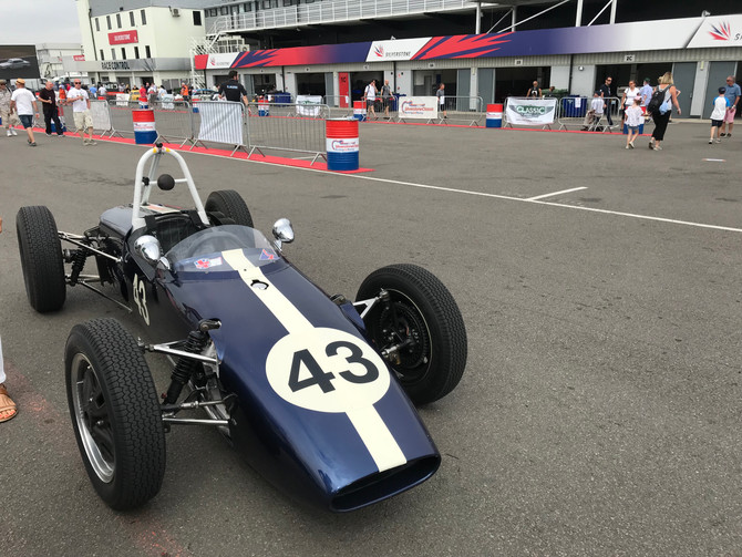 Silverstone Classic Results 2018