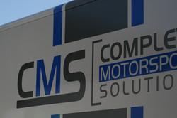 CMS Motorsport Transportation