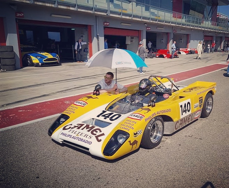 Lola T212 Imola