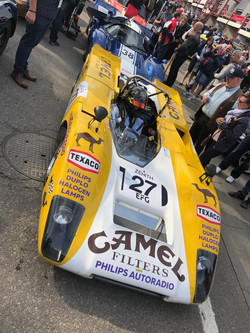 Lola T212 Ready for Race Spa