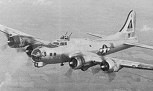 B-17 Kimbolton, RAF Kimbolton, Kimbolton Airfield