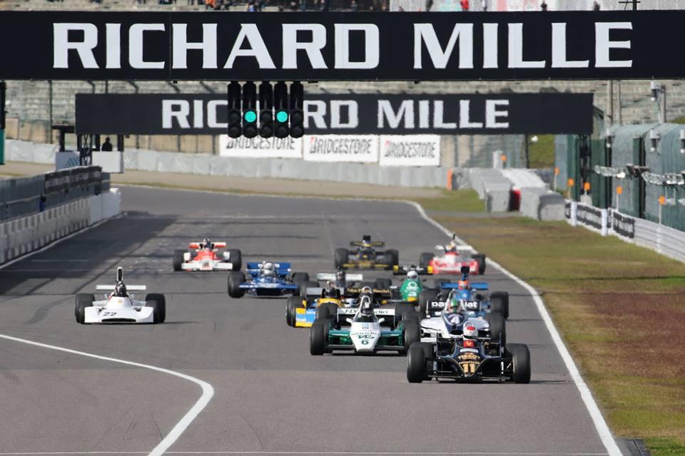 Tyrrell 012 IAN SIMMONDS