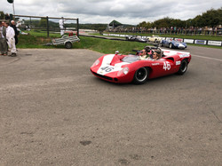 Goodwood Victory Demonstration 2018