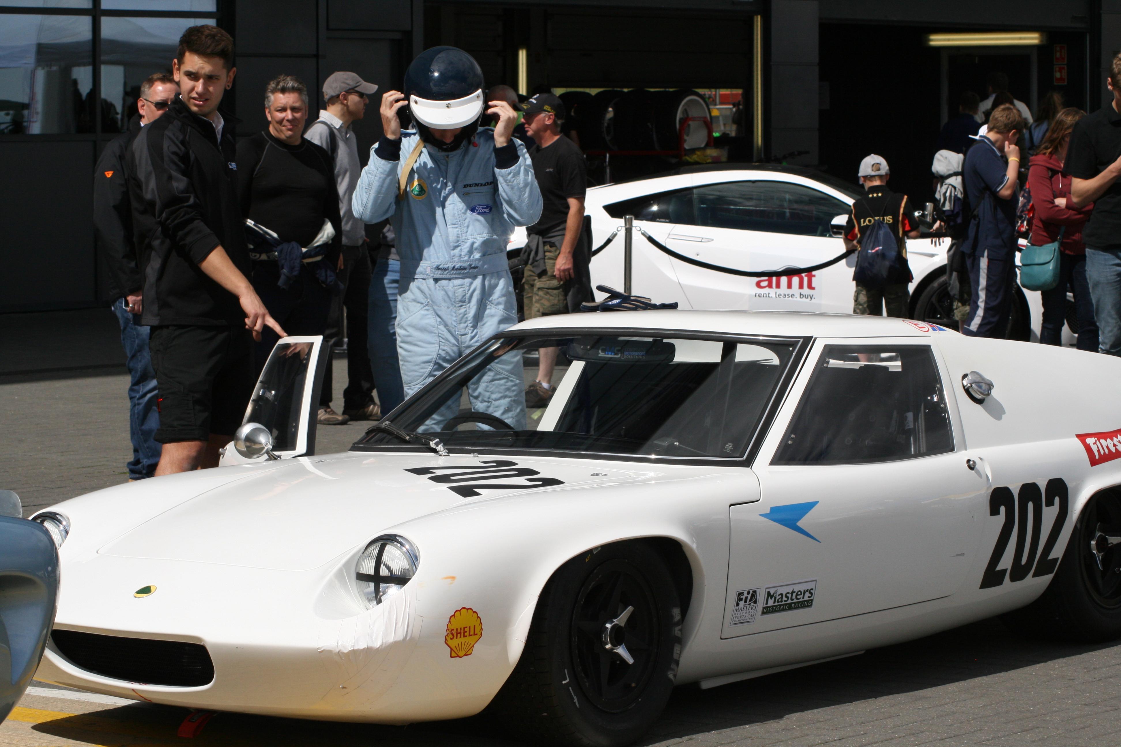 Lotus 47/GT