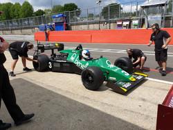 Ian Simmonds - Tyrrell 012-01