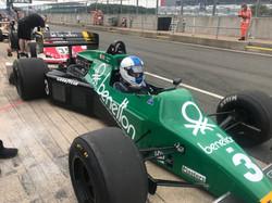 Ian Simmonds Tyrrell 012