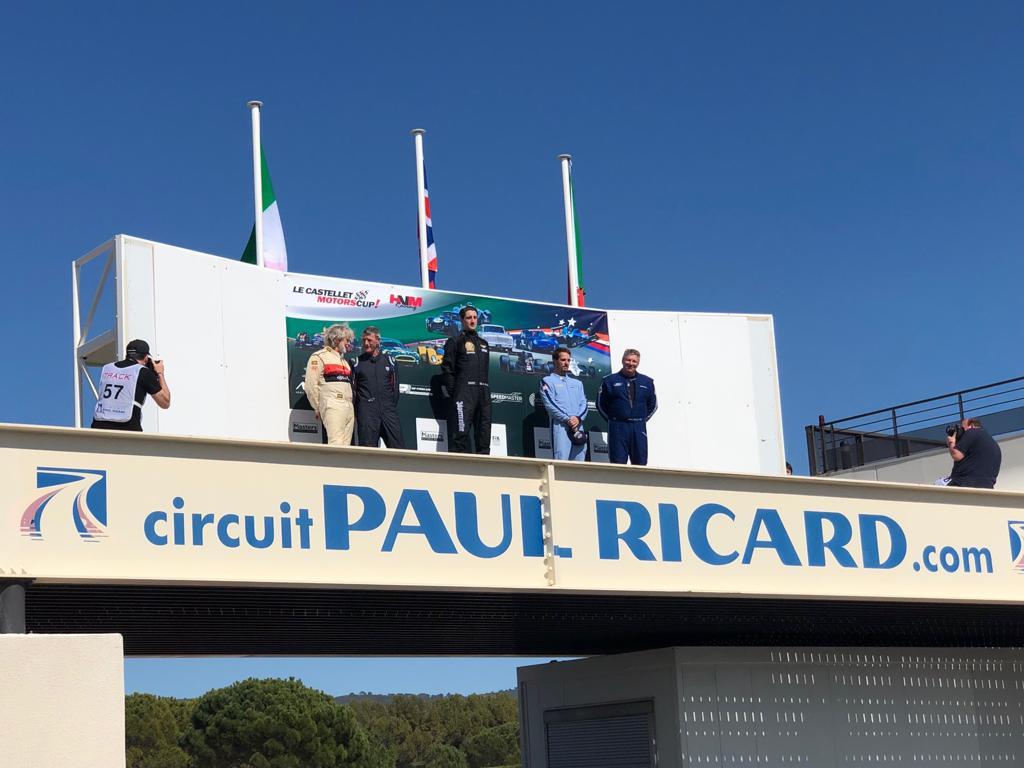 Paul Ricard Podium 2019