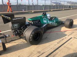 Tyrrell 012-01 Silverstone GP 2019