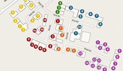 Bicton Industrial Park Kimbolton Map