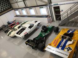 CMS Historic Racing Facilities