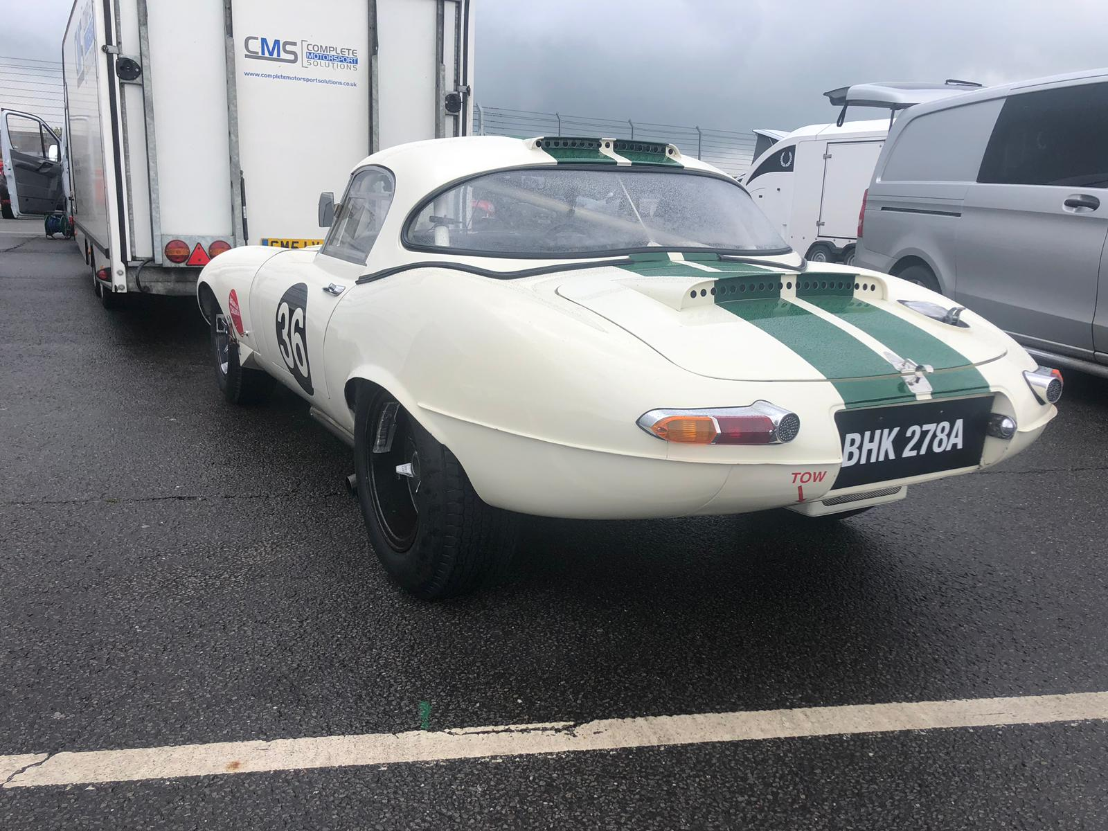 Ian Simmonds E-Type