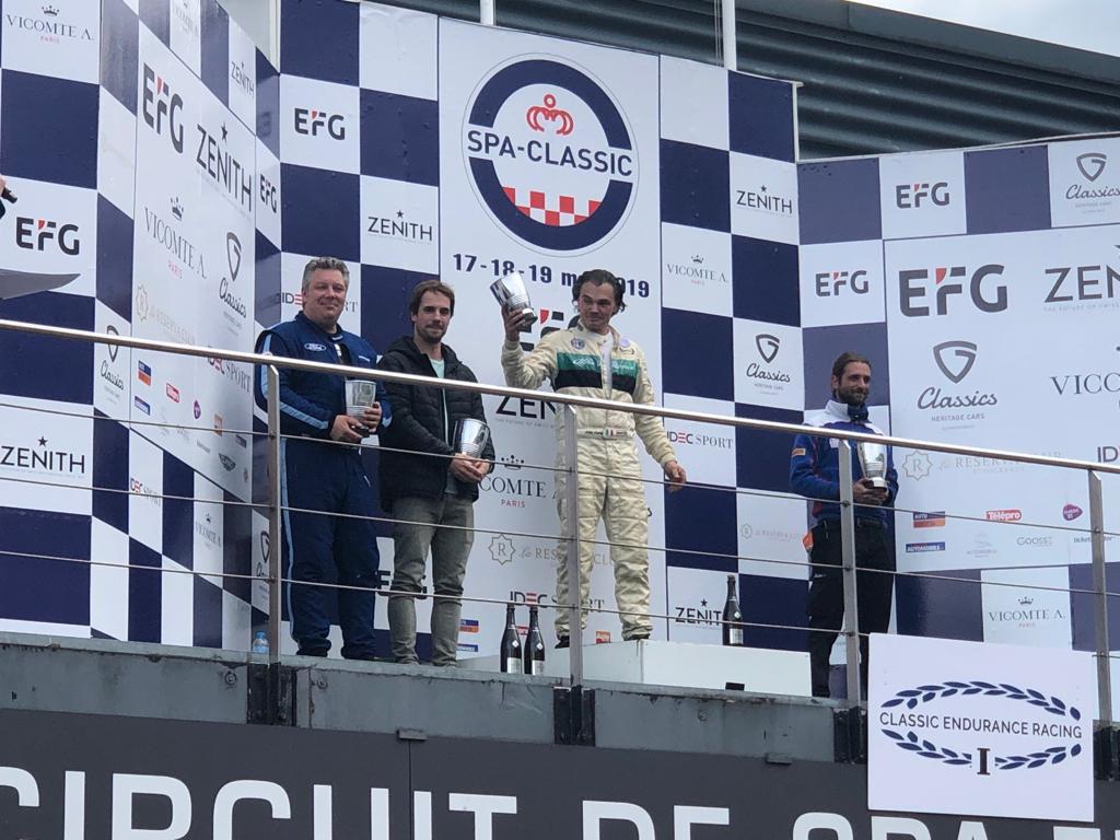 Race Podium 2019
