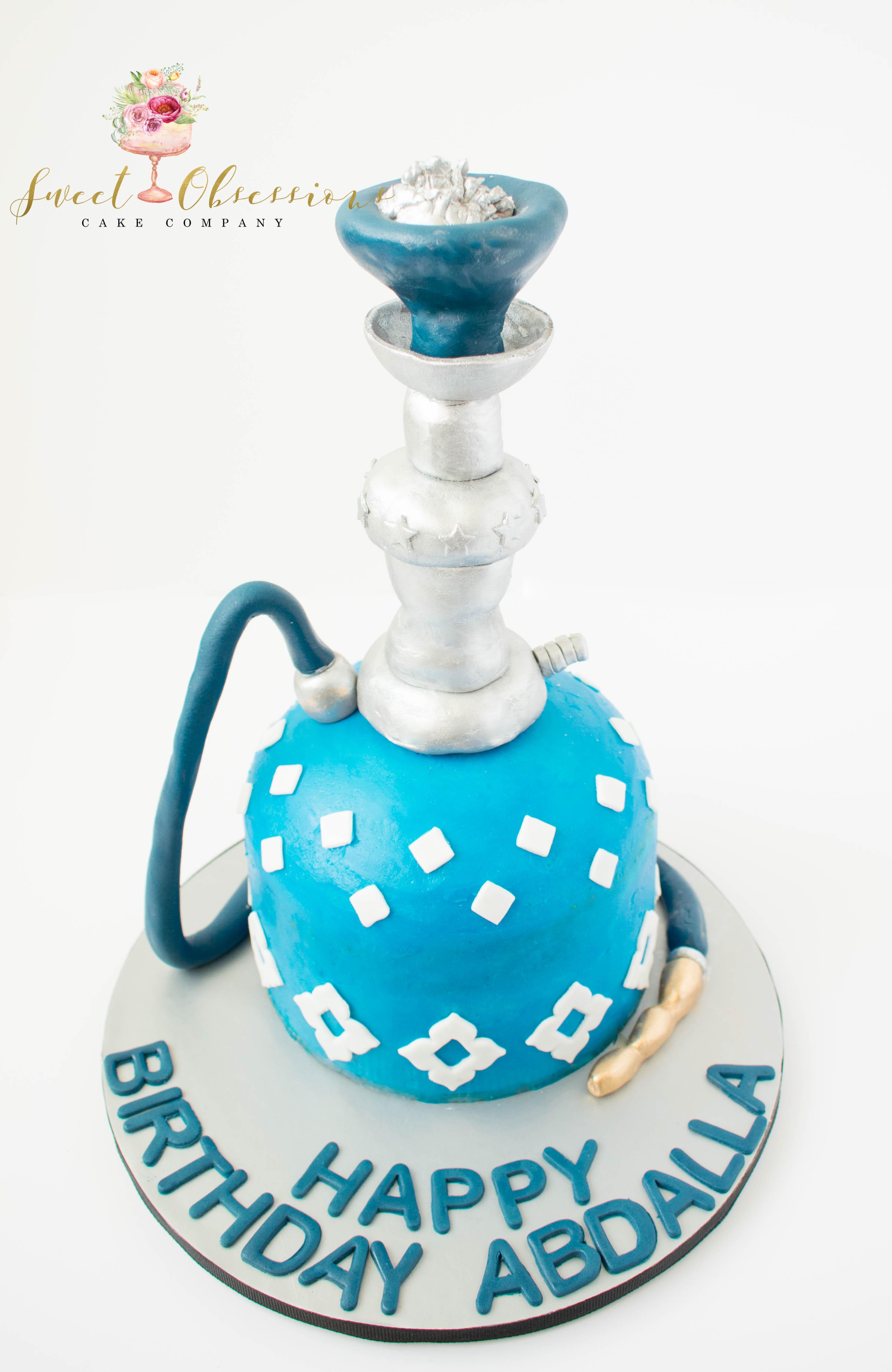 Hookah Cake