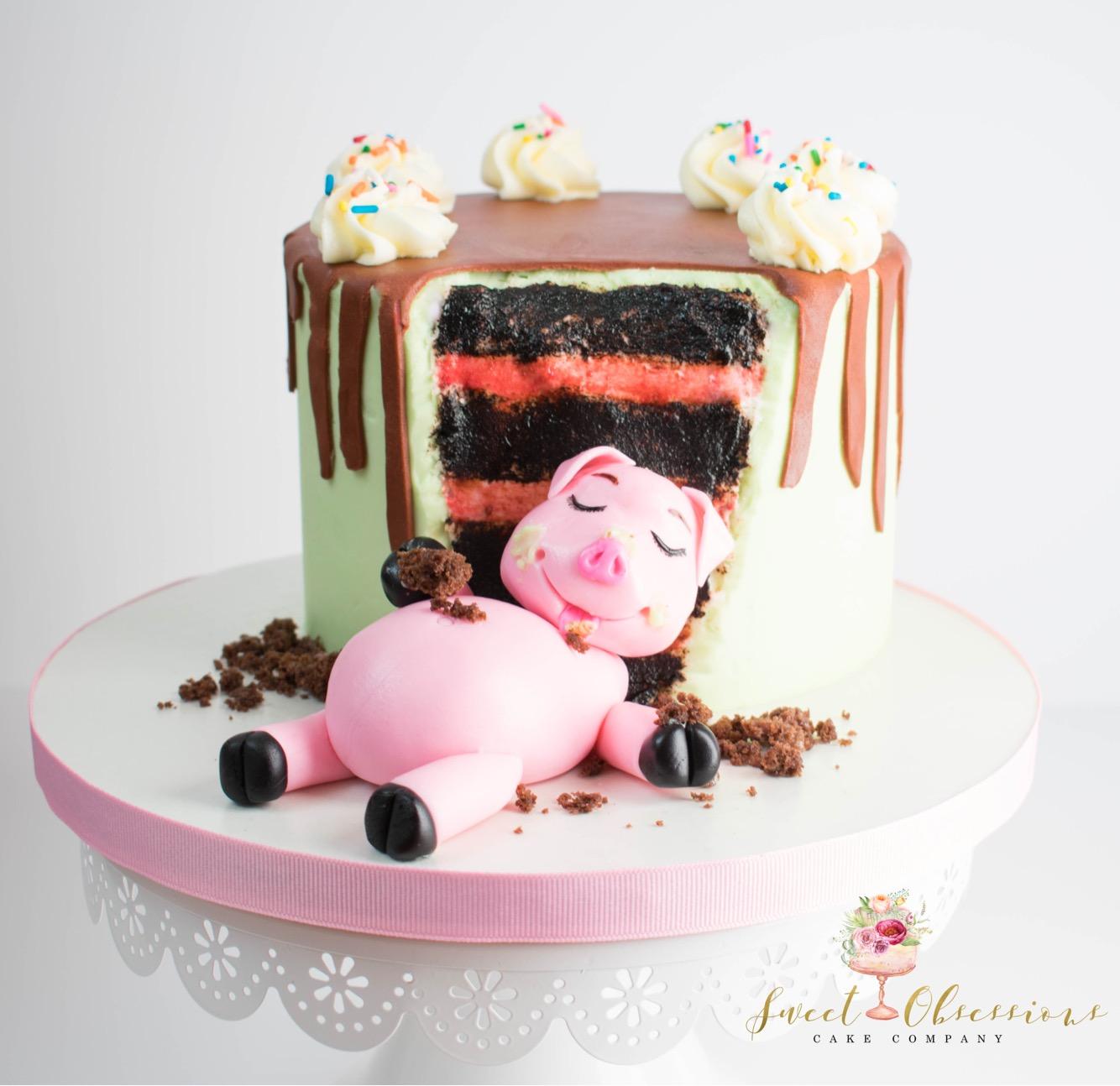 Fat Pig Cake