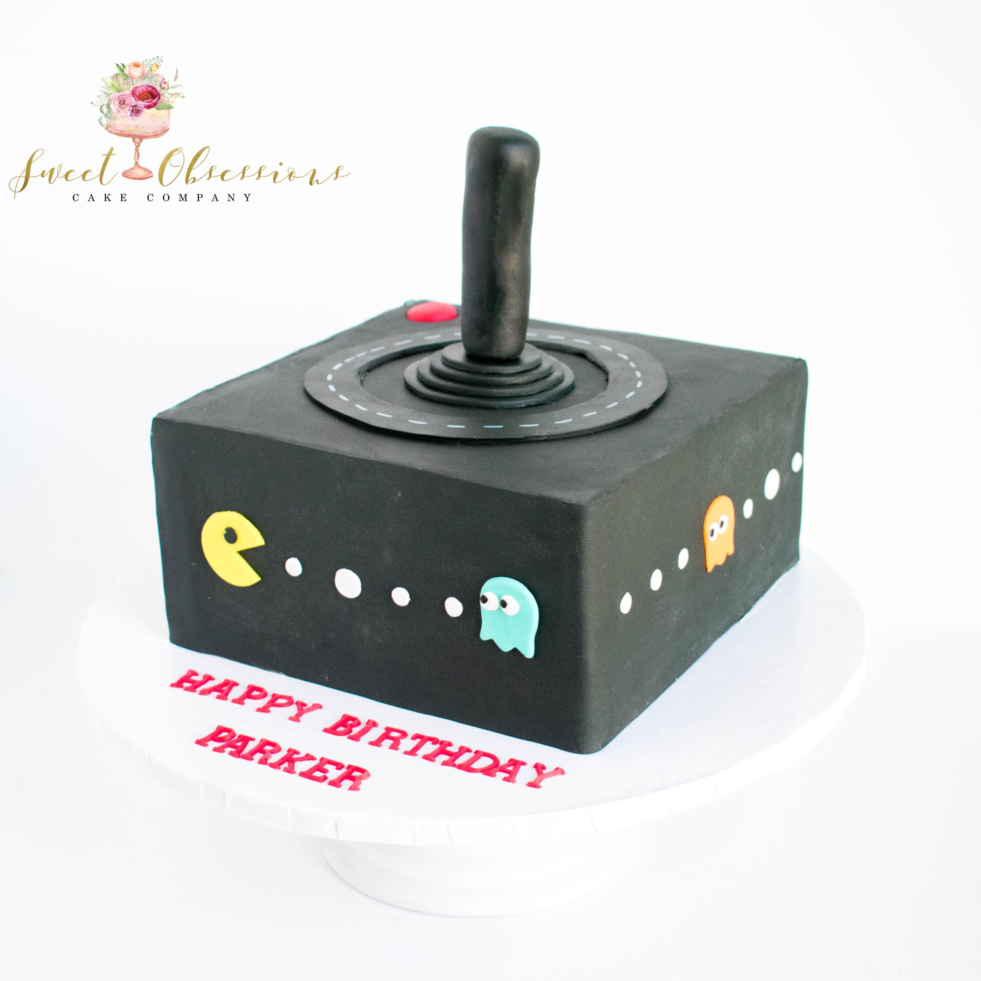 Atari Cake