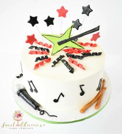 Rockin' Cake