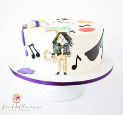 Cool Cats Cake